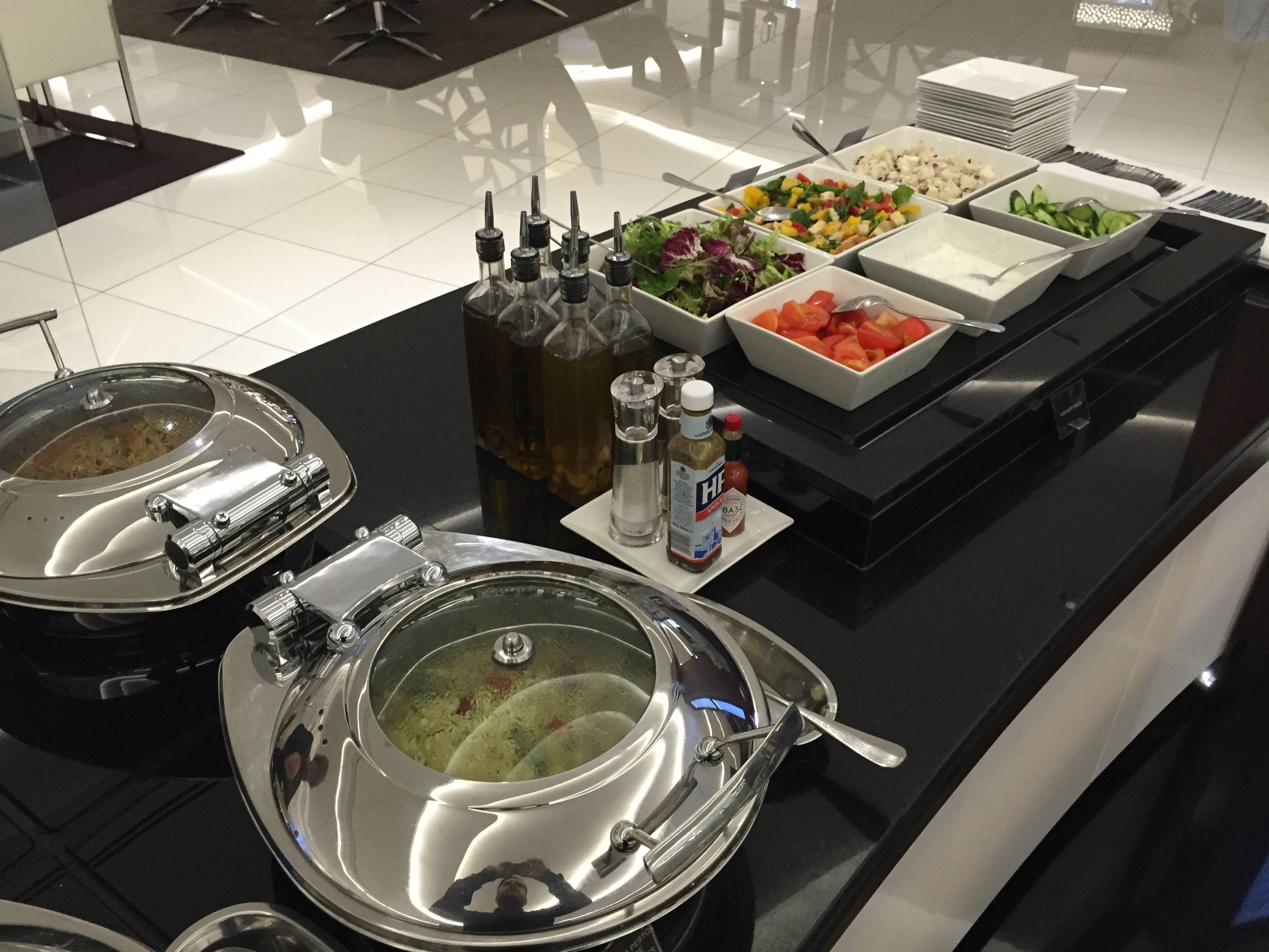 Etihad Premium Lounge Abu Dhabi - Passageiro de Primeira14