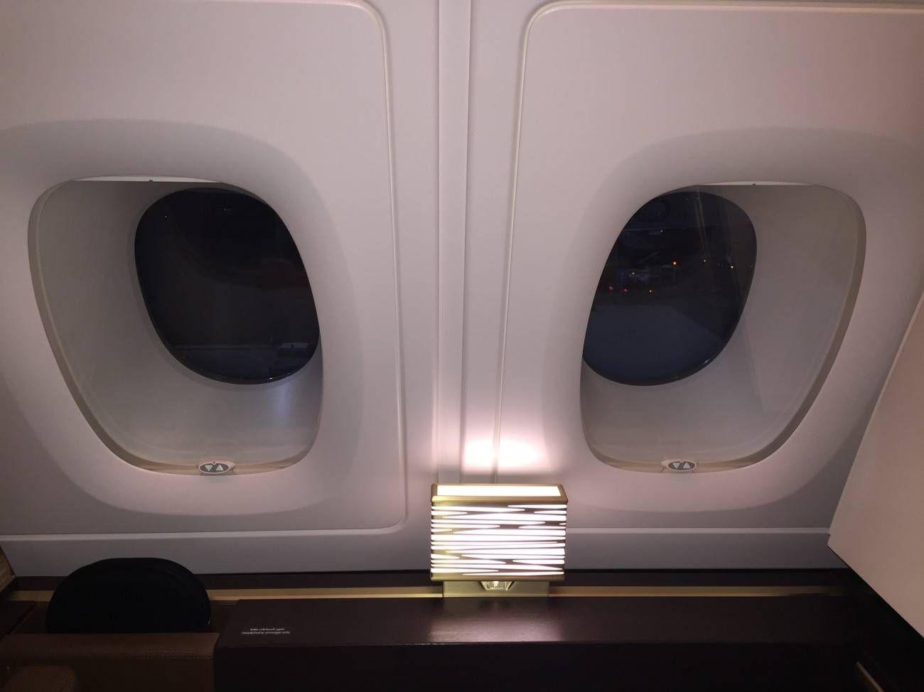 First Class Apartment A380 Etihad - PassageirodePrimeira17