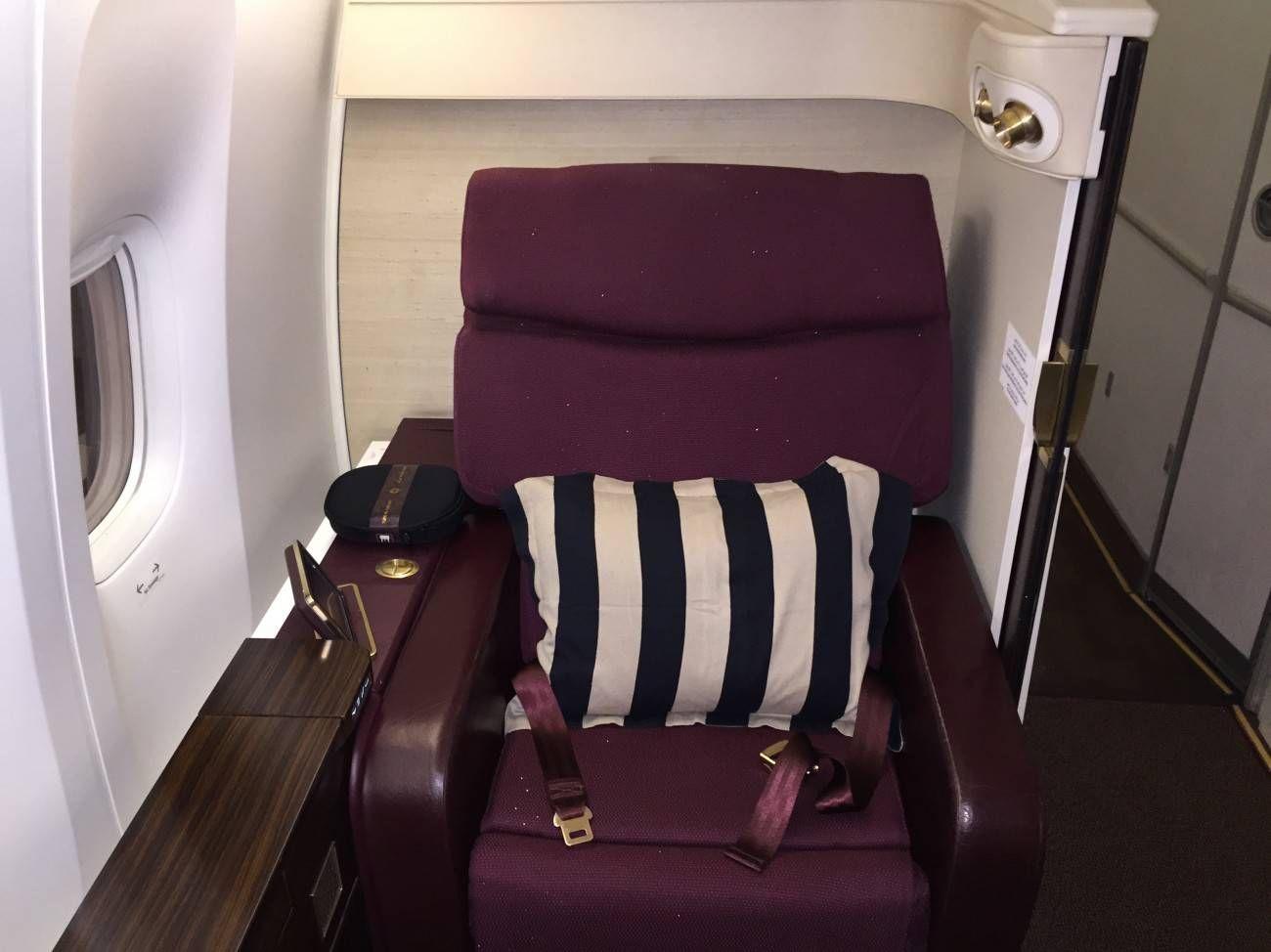 Jet Airways B777 First Class Etihad Passageiro de Primeira-02