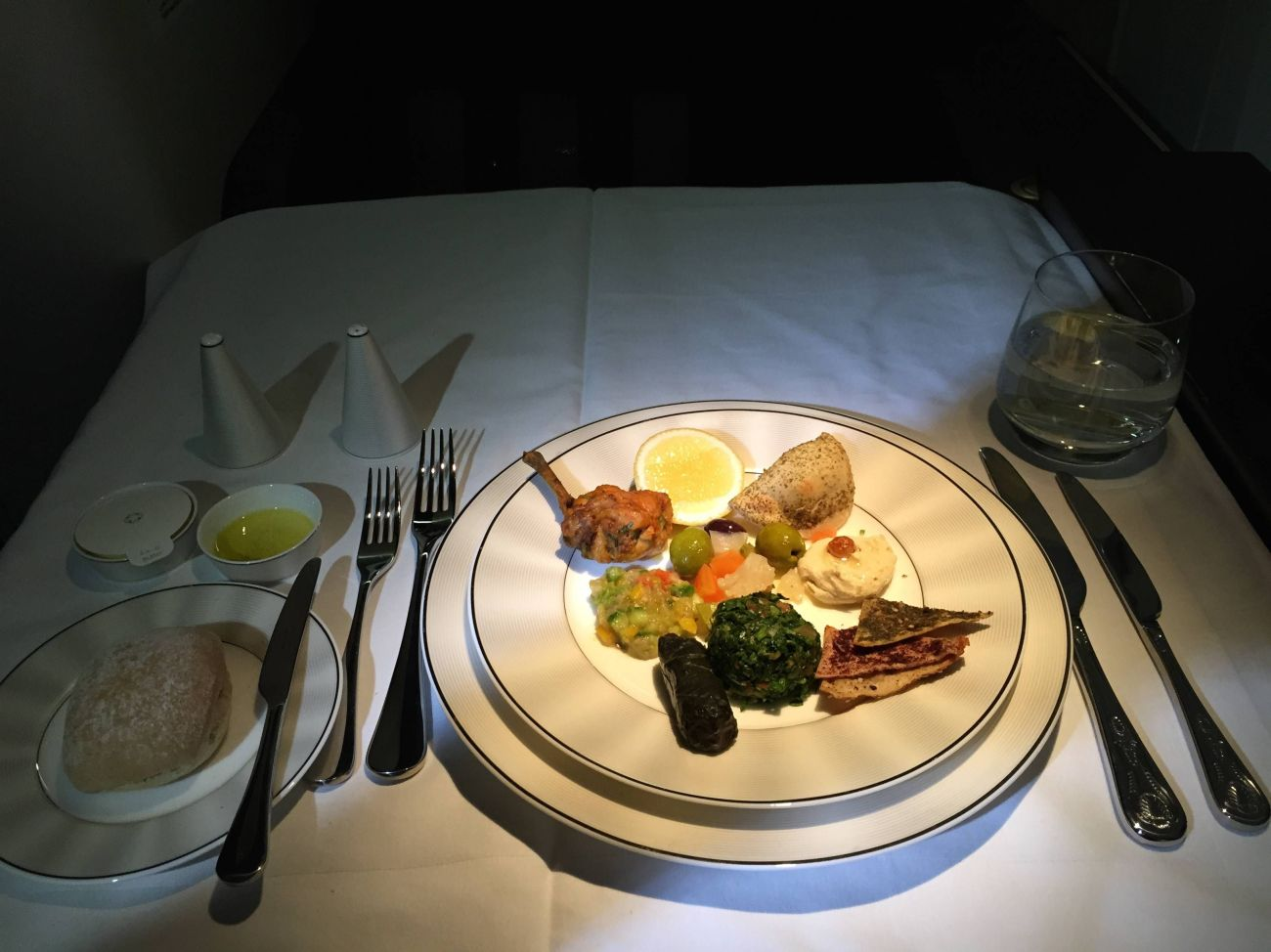 Jet Airways B777 First Class Etihad Passageiro de Primeira-33