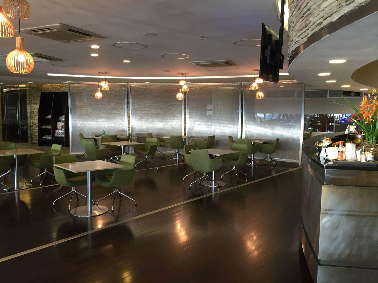 South African Platinum Lounge JNB PassageirodePrimeira-018