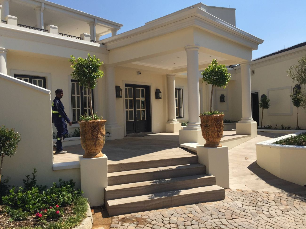 Four Seasons Johannesburgo -032