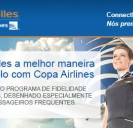 Copa Airlines apresenta seu novo programa de fidelidade, o ConnectMiles