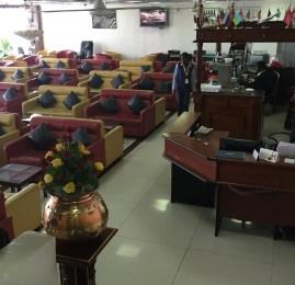 Tanzanite Lounge – Aeroporto de Dar es Salaam (DAR)