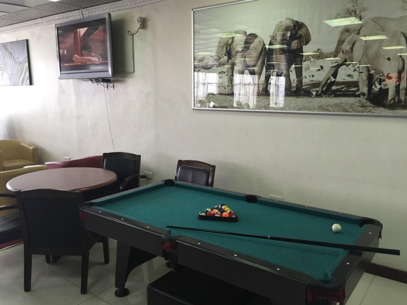 Tanzania Lounge Dar Es Salaam - 06