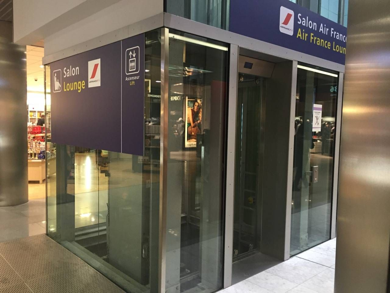Air France Lounge Paris Terminal 2E-018