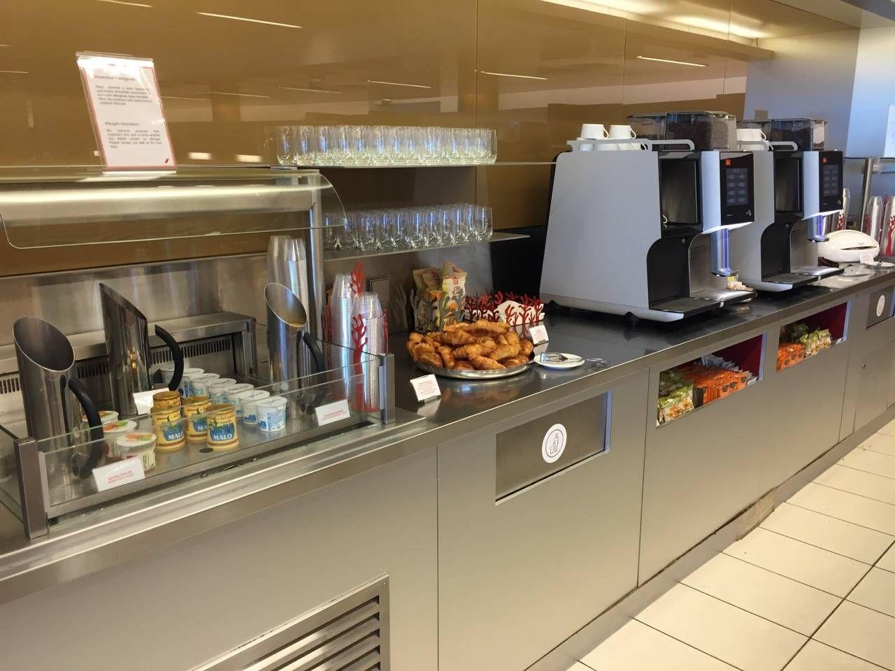 Air France Lounge Paris Terminal 2E-03