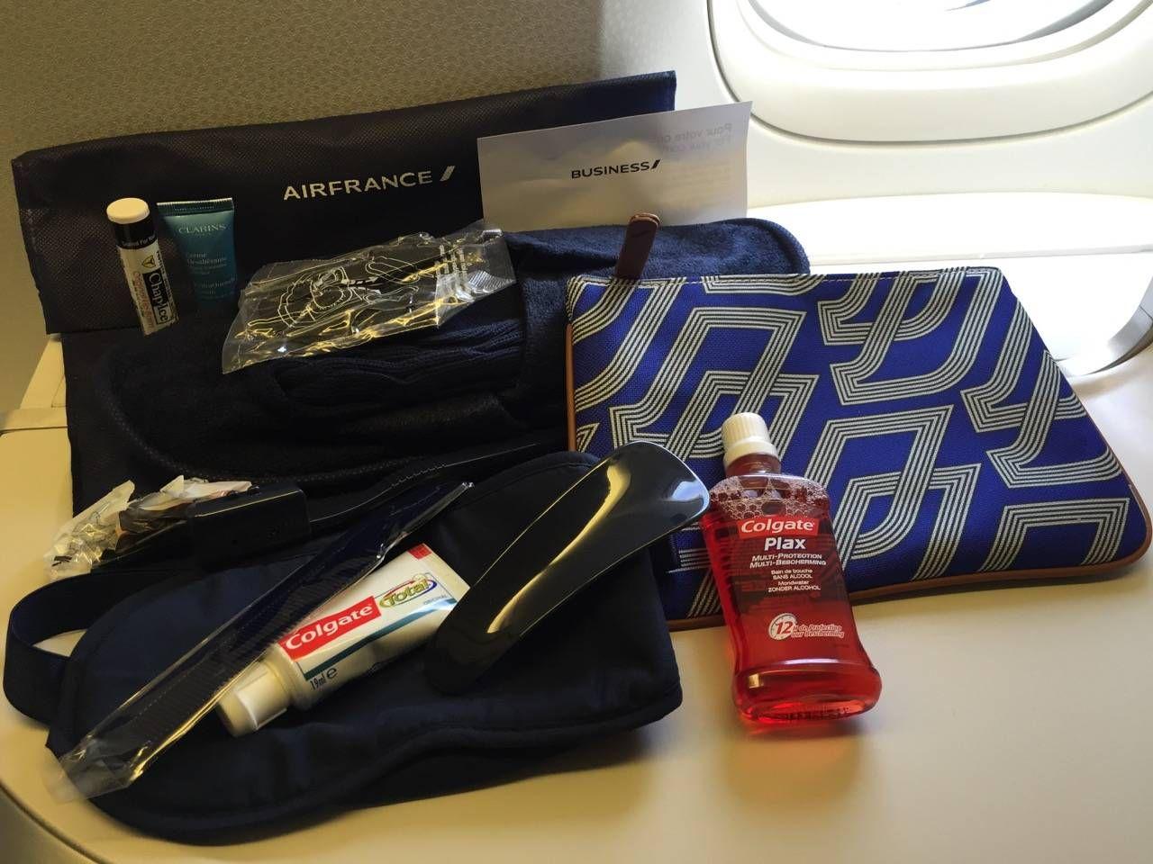 Air France New Business Class-020