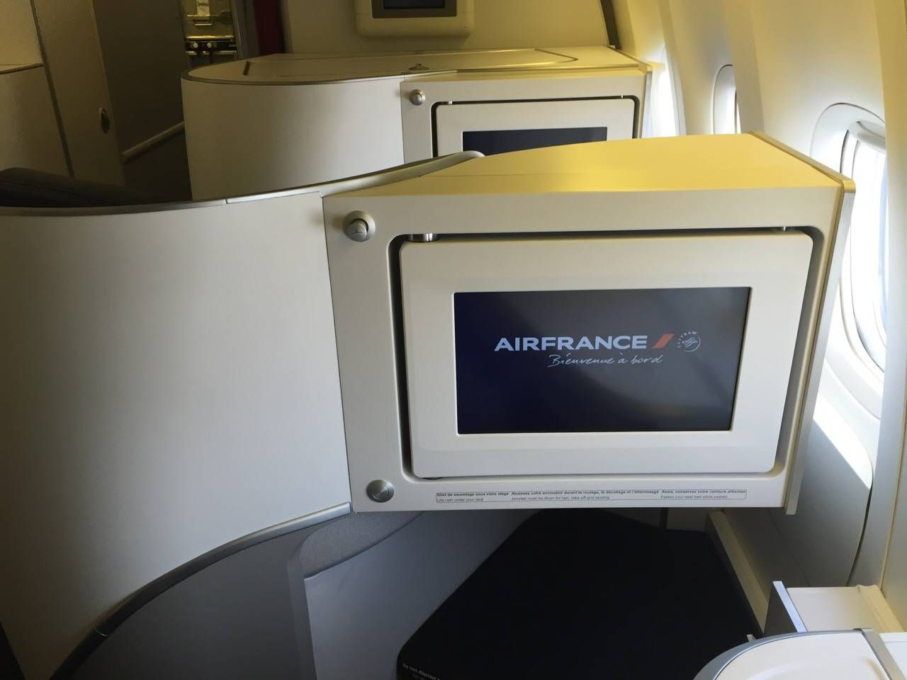 Air France New Business Class-04