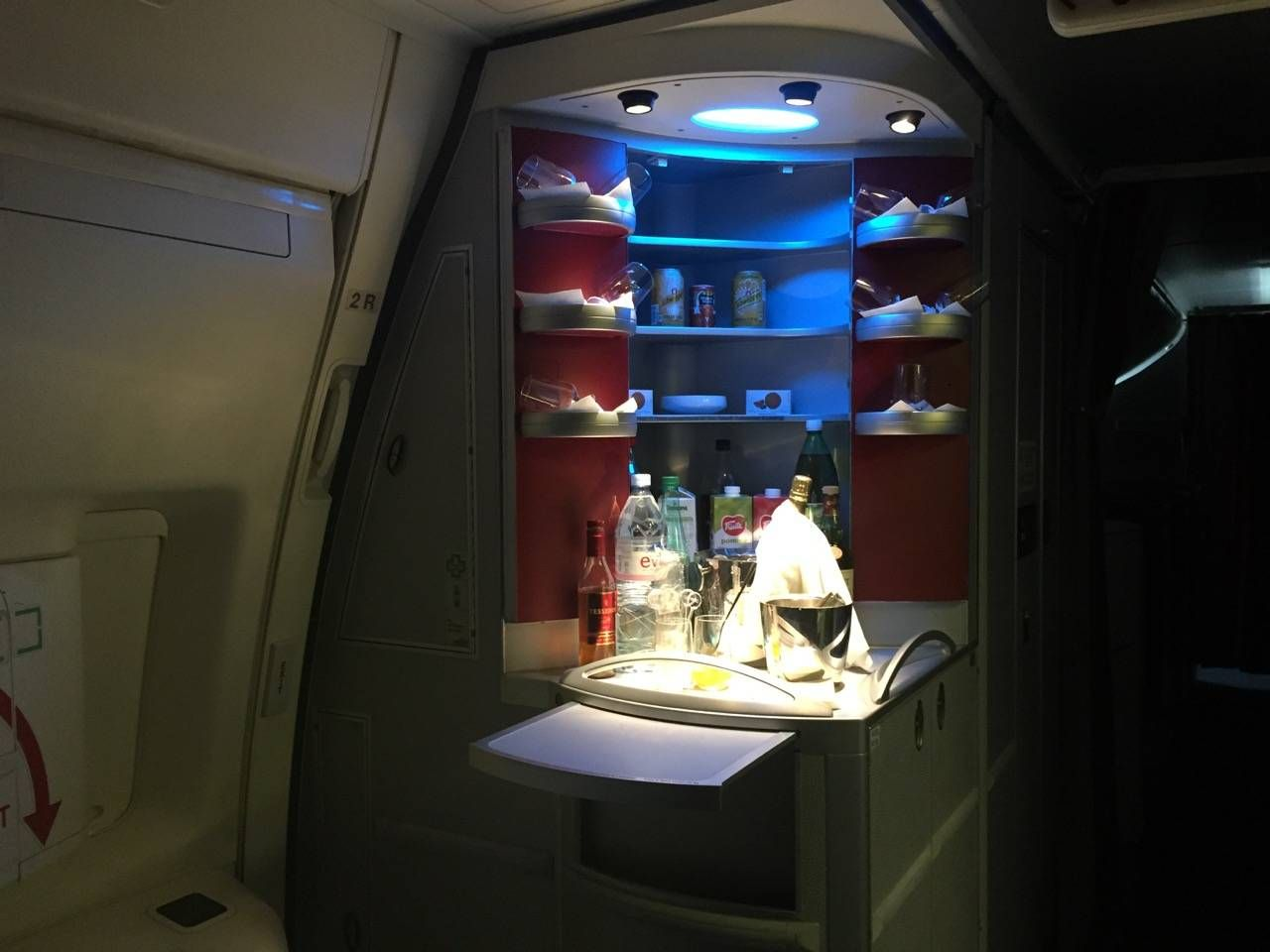 Air France New Business Class-045