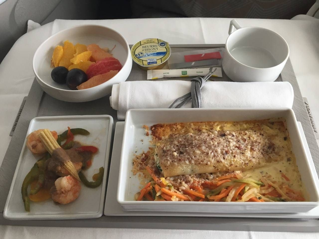 Air France New Business Class-046