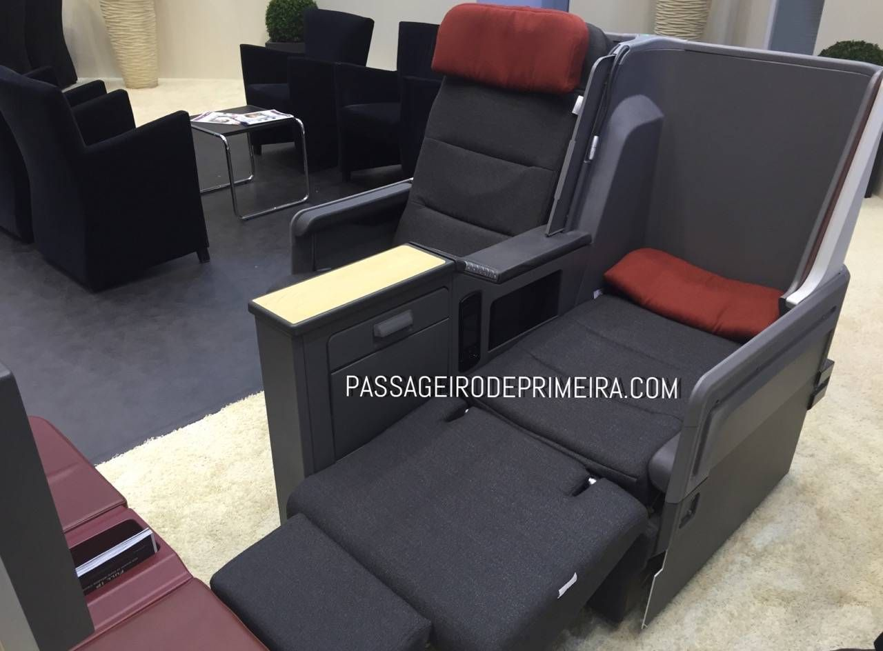 tam new business class executiva a350