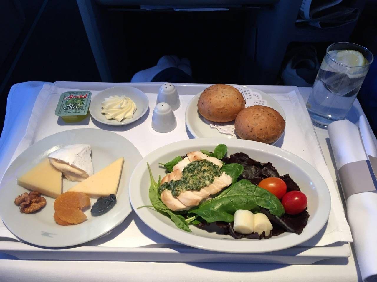 Aerolineas Argentinas Classe Executiva Business Class -027