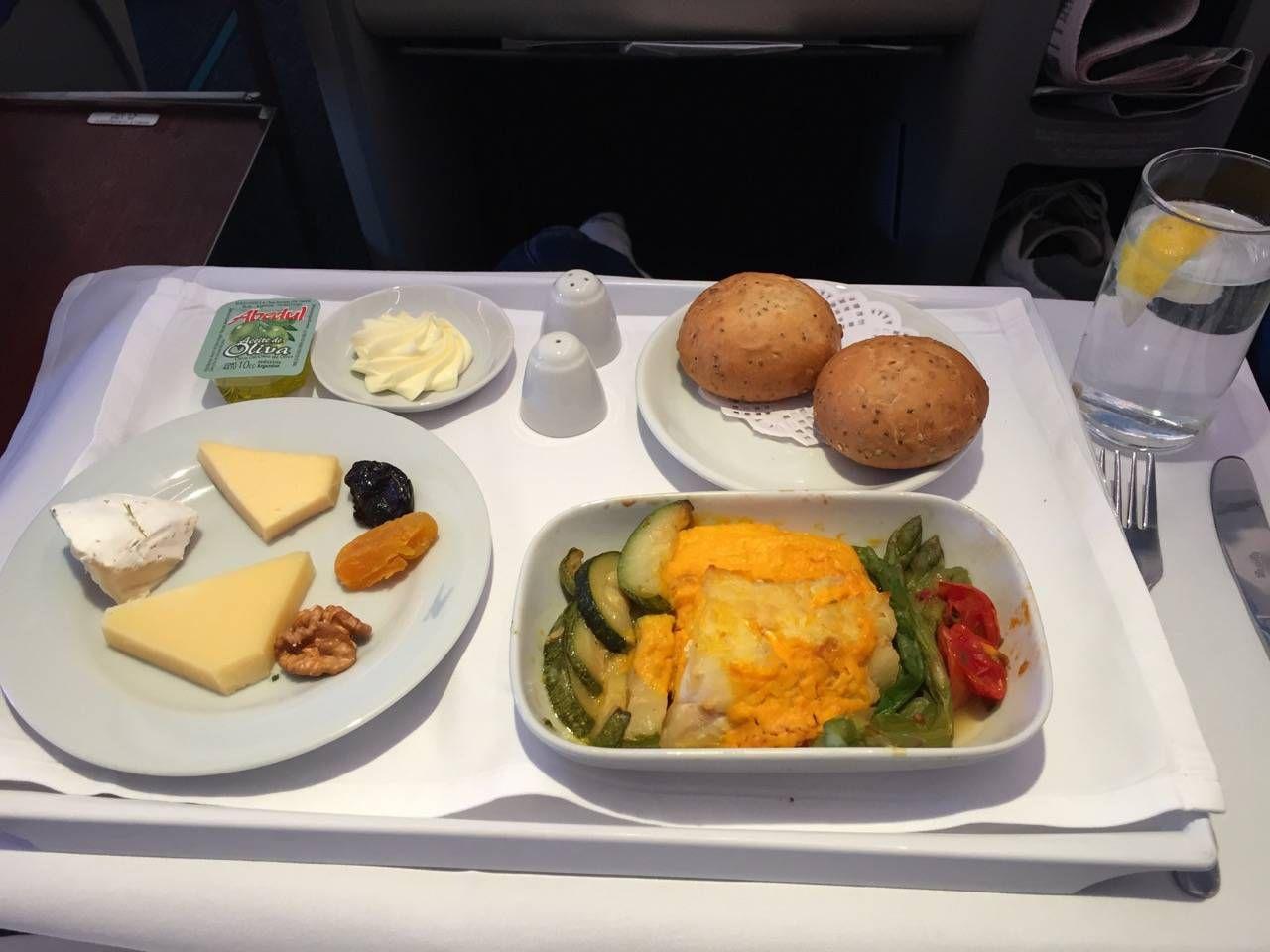 Aerolineas Argentinas Classe Executiva Business Class -029