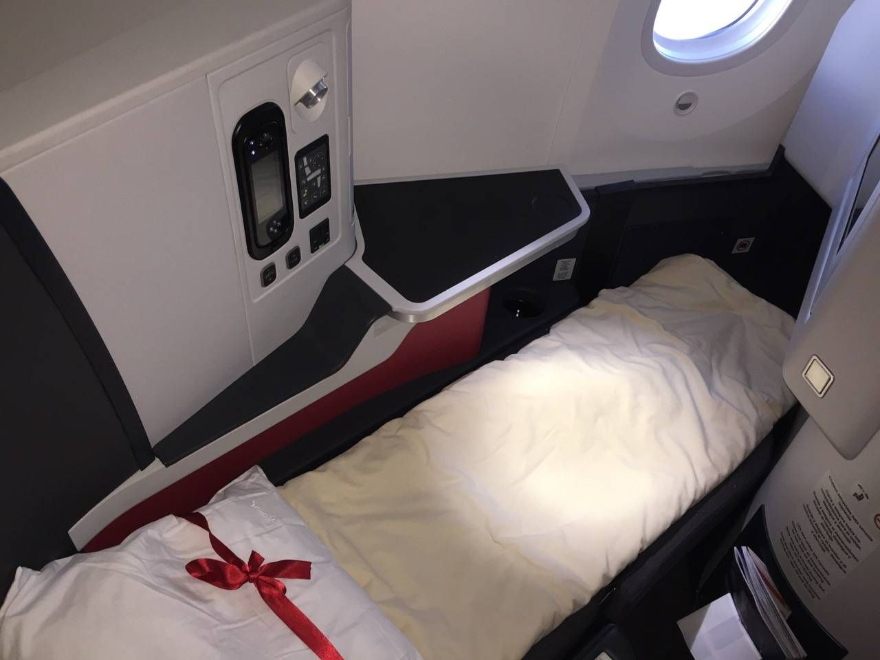 Avianca B787 Classe Executiva Business class-033