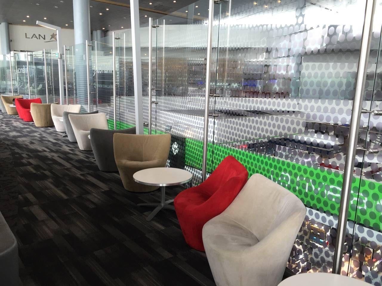 Avianca Lounge Bogota -020