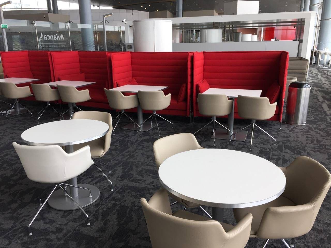 Avianca Lounge Bogota -028