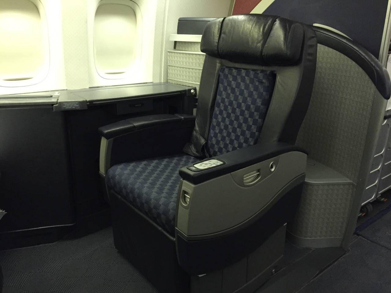 american first class b777-200