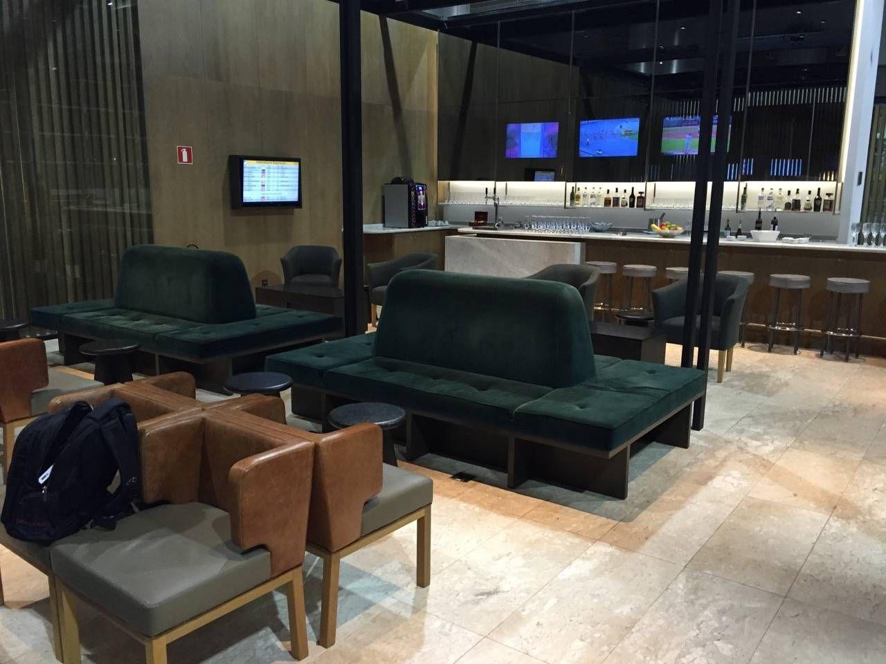 Sala VIP LATAM Guarulhos -021