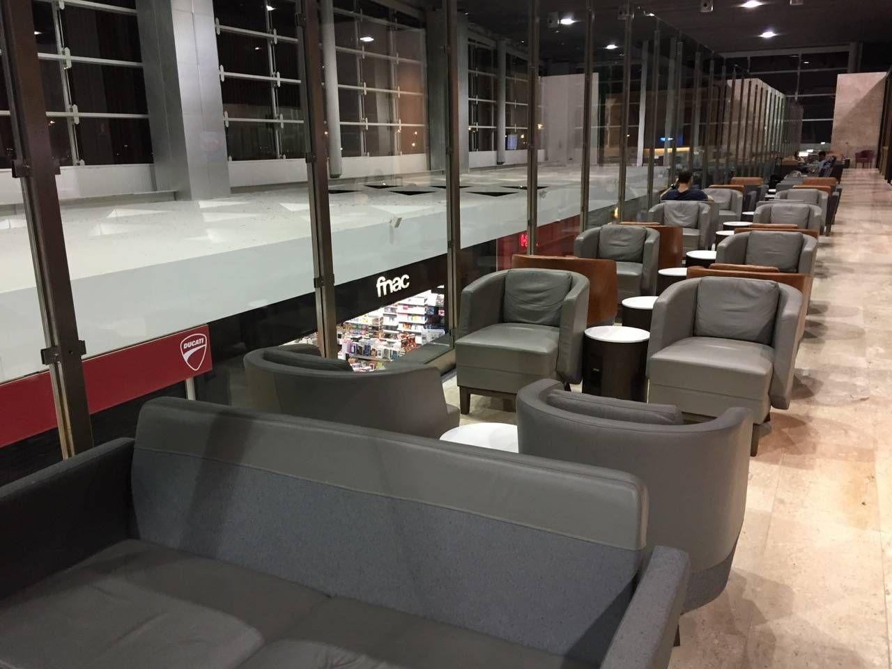 Sala VIP LATAM Guarulhos -026