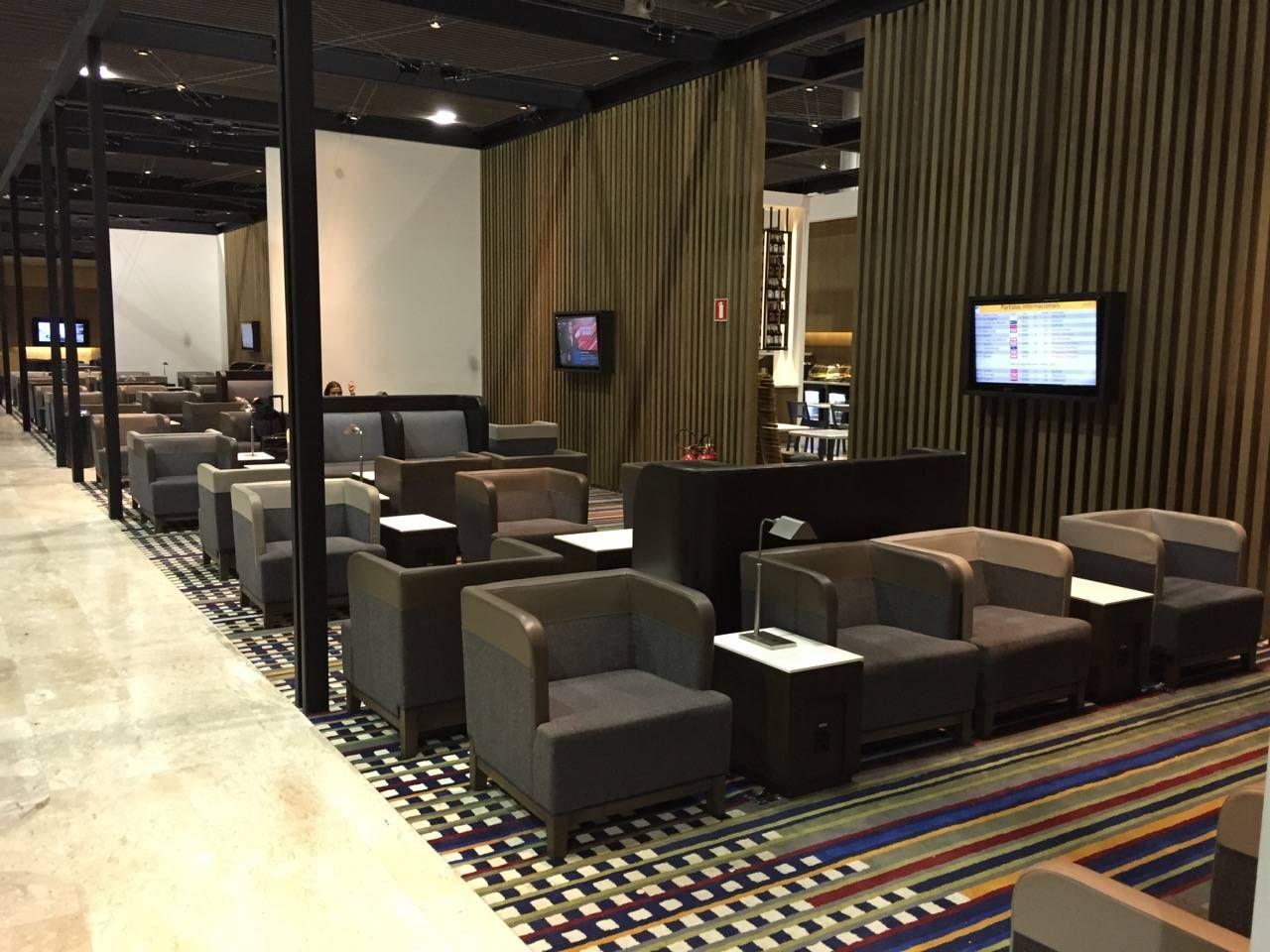 Sala VIP LATAM Guarulhos -027