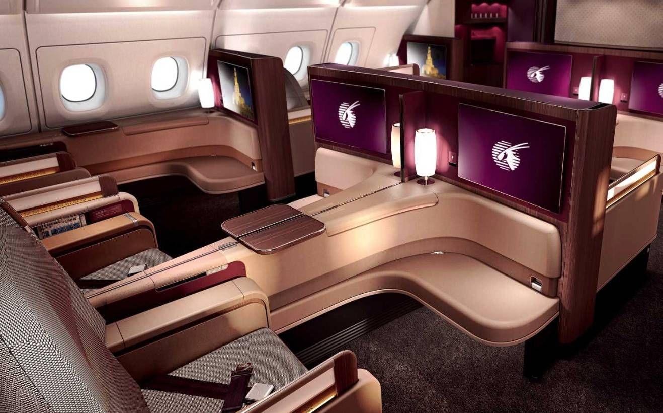 qatar first class