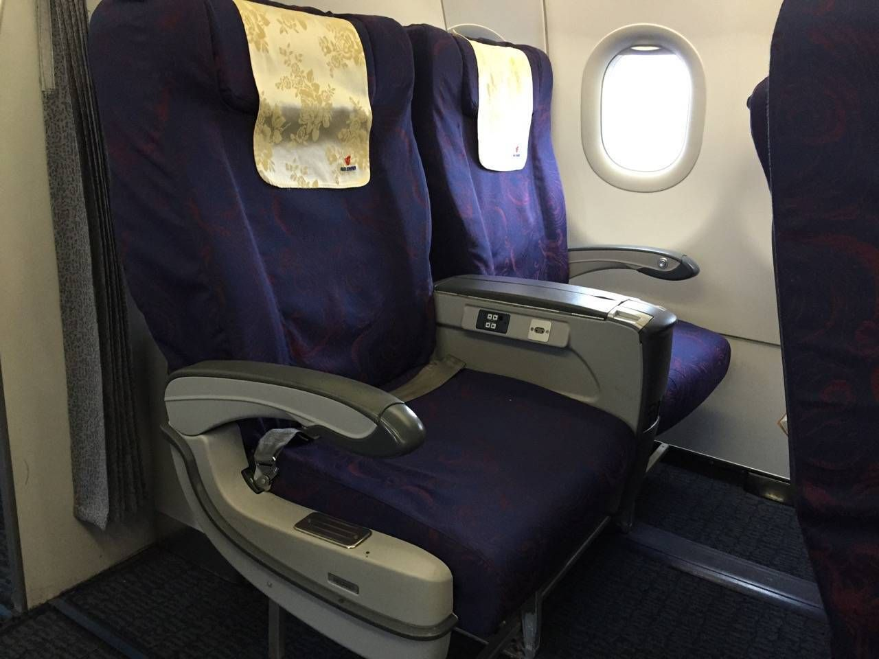Air China Business Class-09