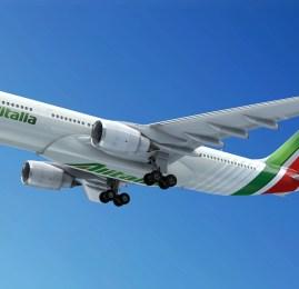Alitalia anuncia nova marca, novas cabines e um futuro promissor