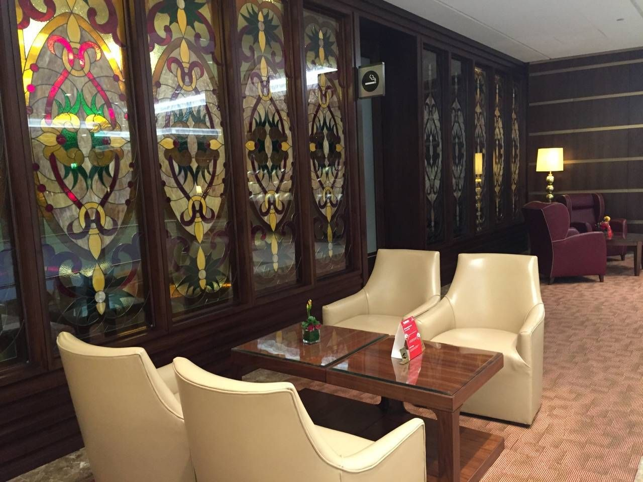 Emirates First Class Lounge Dubai -072