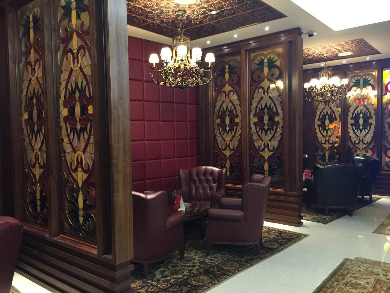 Emirates First Class Lounge Dubai -074