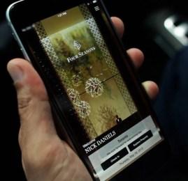 Four Seasons lança seu primeiro aplicativo para smartphone