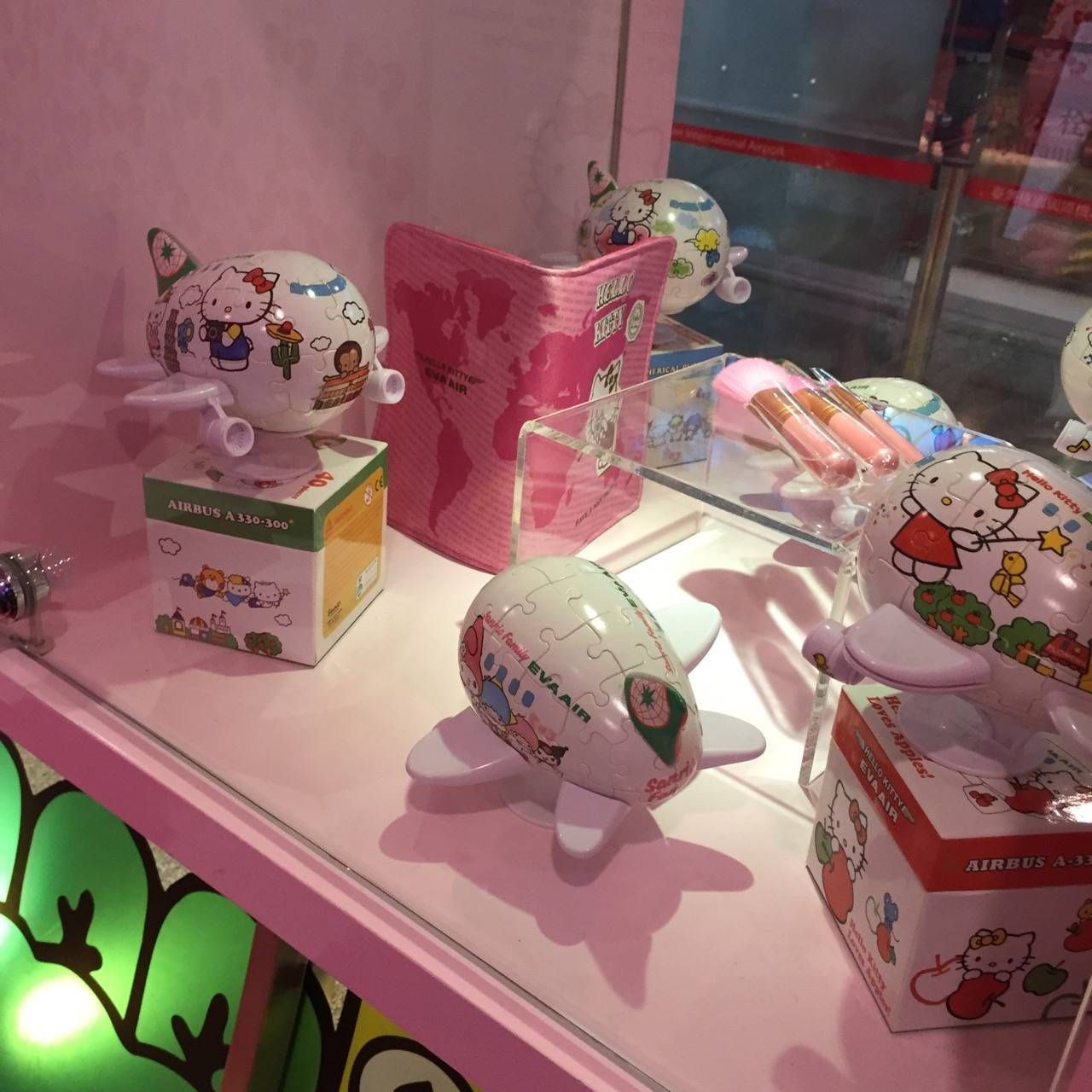 Hello Kitty Check-in5