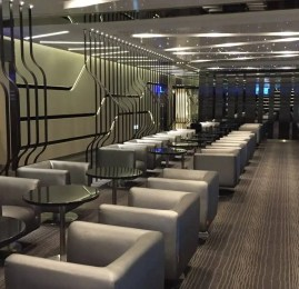 Sala VIP Infinity Lounge by Eva Air – Aeroporto de Taipei (TPE)