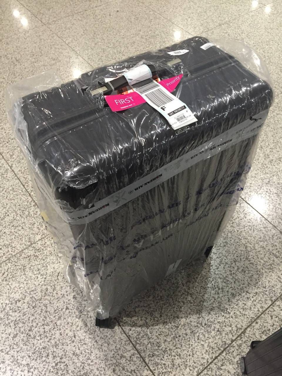 Korean Air First Class Lounge LAX -020