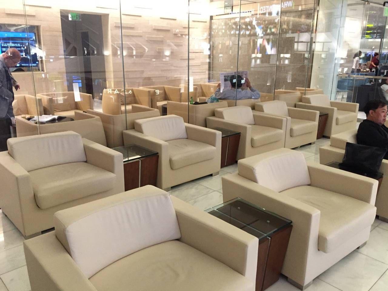 Korean Air First Class Lounge LAX -028