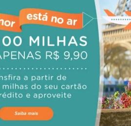 Promoção do Smiles te permite comprar 50.000 milhas por R$9,90