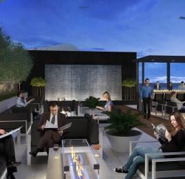 Lounge da Star Alliance em Los Angeles foi eleito o melhor lounge de aliança no mundo