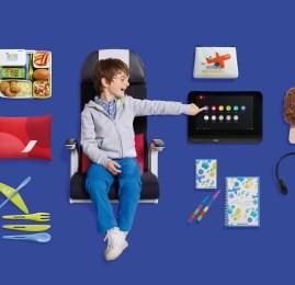 Air France renova experiências para público infantil