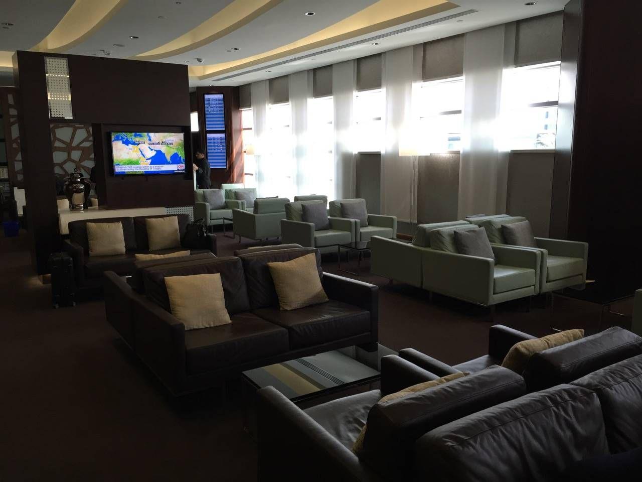Etihad Premium Lounge-05
