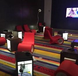 Sala VIP LATAM – Aeroporto de Santiago (SCL)