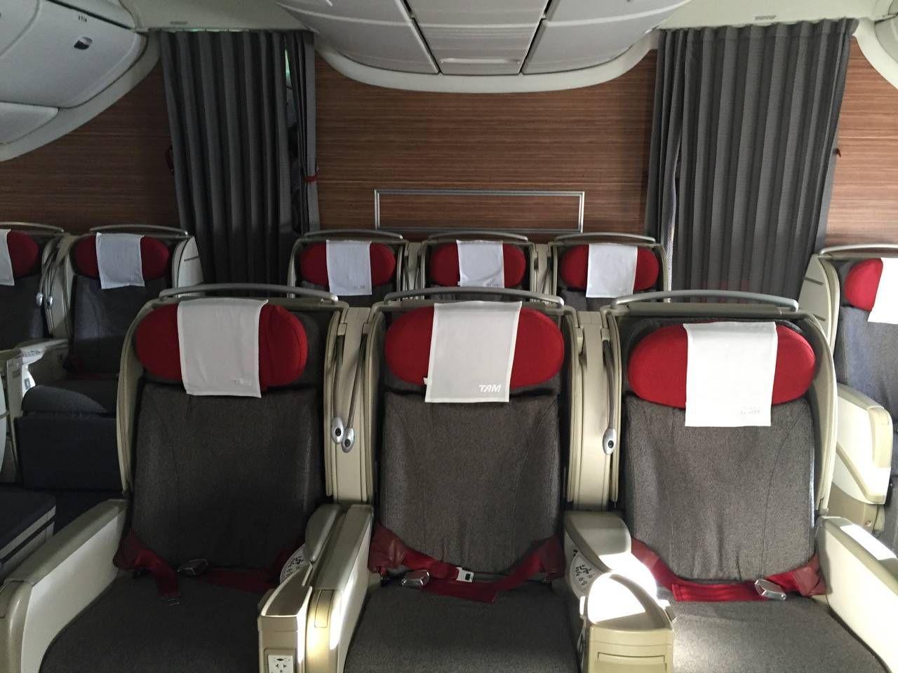 TAM B777 Executiva Business Class-025