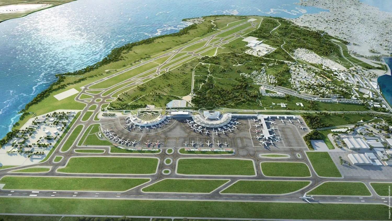 Aeroporto Vix : Confira as fotos de como ficará o aeroporto do galeão no rio após