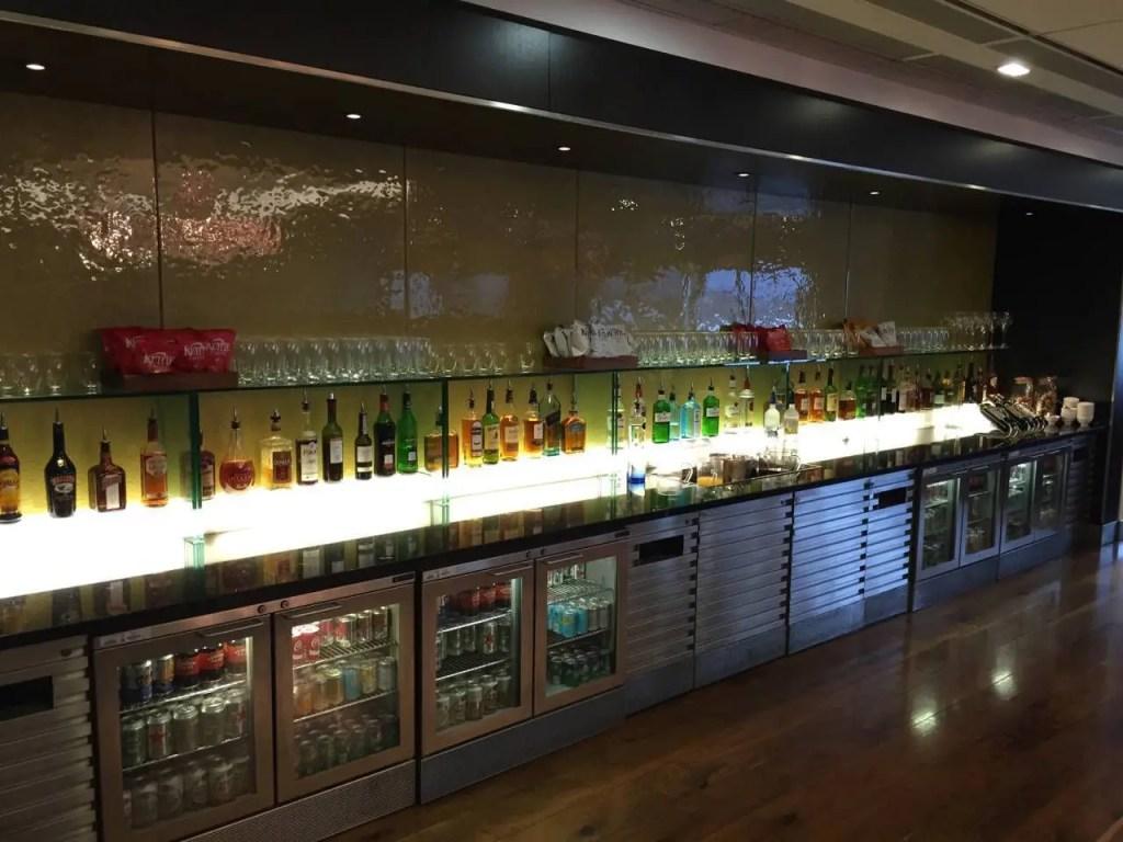 British Airways Galleries Lounge T3-035