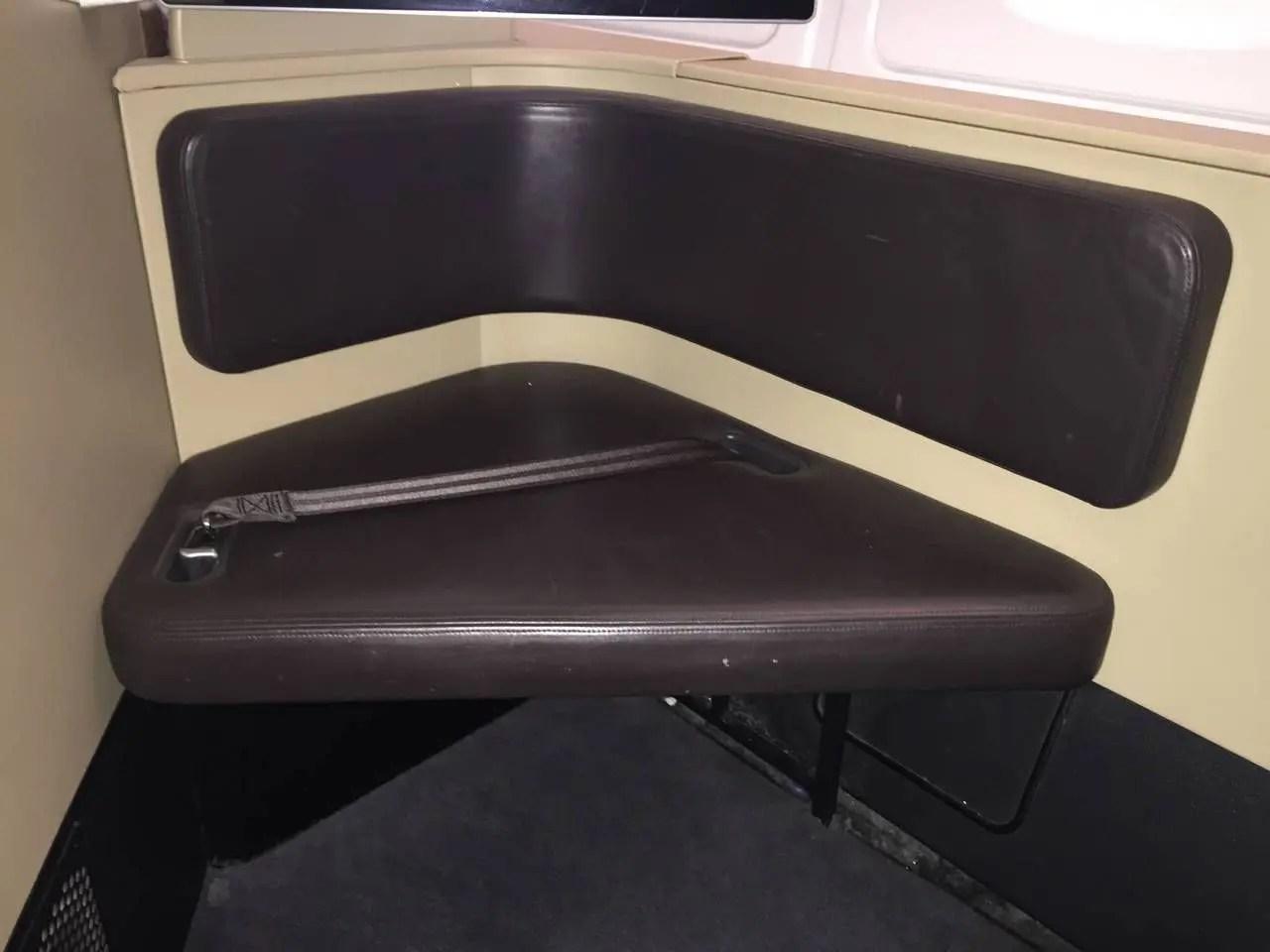 Qantas First Class A380-027