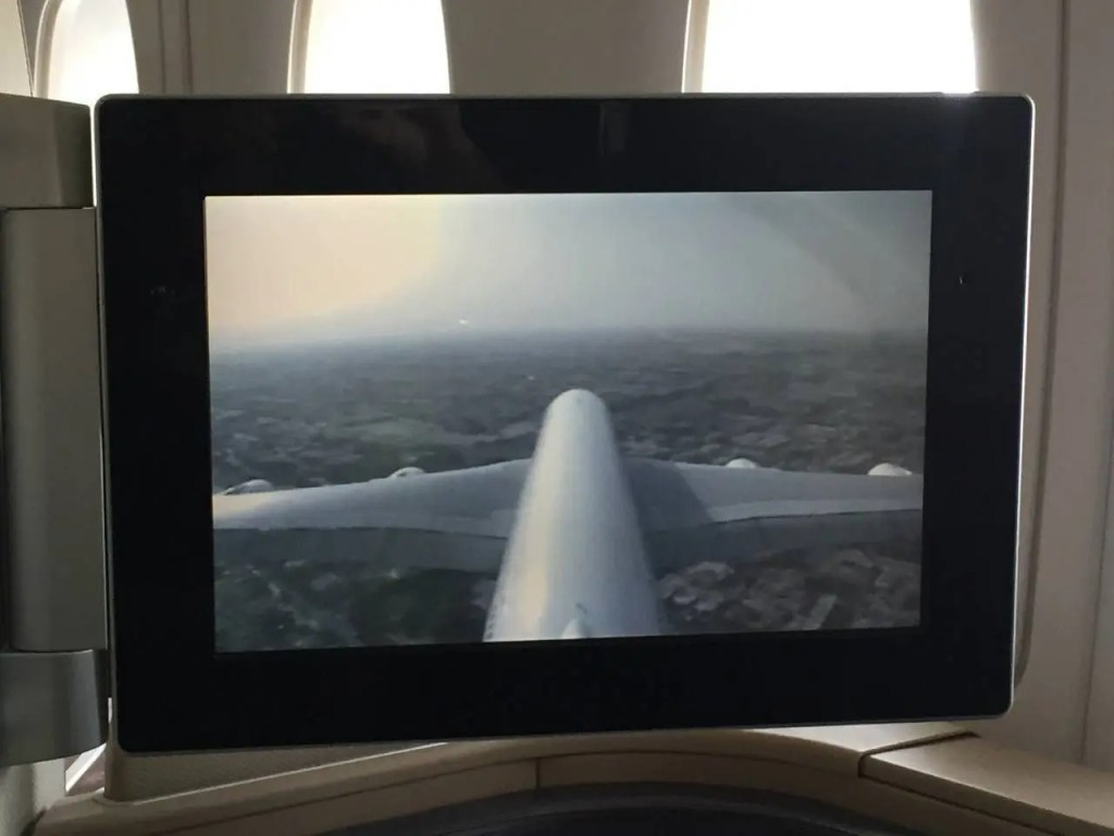 Qantas First Class A380-062