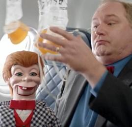Delta lança novo vídeo engraçado de segurança