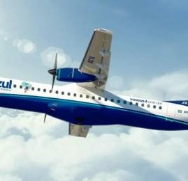 Azul anuncia voos entre Porto Alegre e Montevidéu