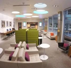 Sala VIP Centurion Lounge by American Express – Aeroporto de Dallas (DFW)