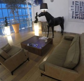 Sala VIP Concorde Room by British Airways – Aeroporto de Londres (LHR)
