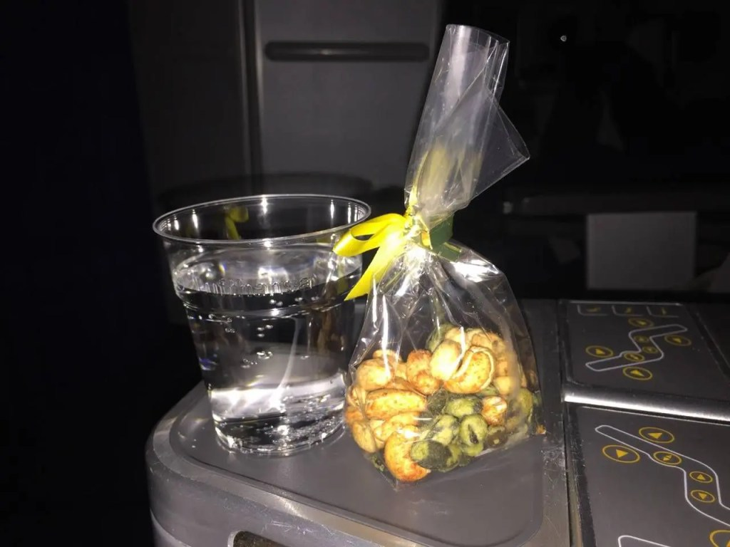 Lufthansa Business Class Executiva B747-8-020